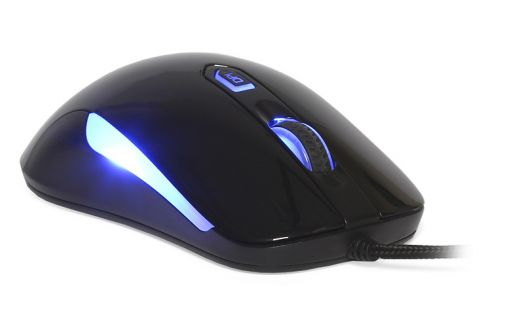 Мышь игровая Smartbuy RUSH 711G (черная) (с подсветкой)