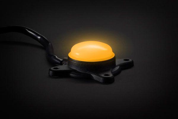 Cветодиодная фара Prolight Pro Pods: XIL-PDA янтарный свет