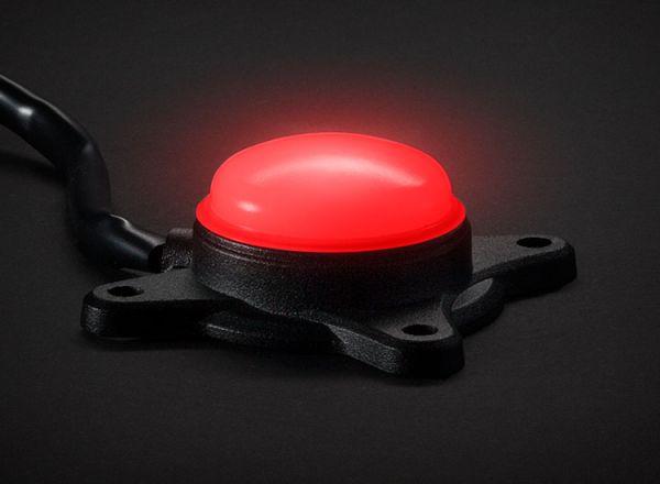 Cветодиодная фара Prolight Pro Pods: XIL-PDR красный свет