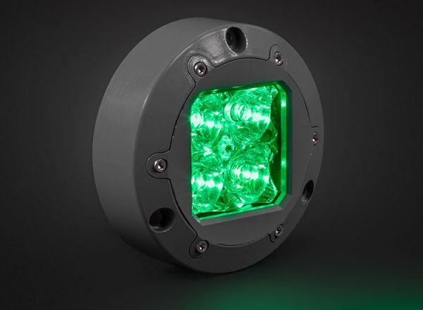 Cветодиодная фара Prolight Subaqua: XIL-U40G зеленый свет