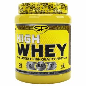 SteelPower High Whey Protein (900 гр.)