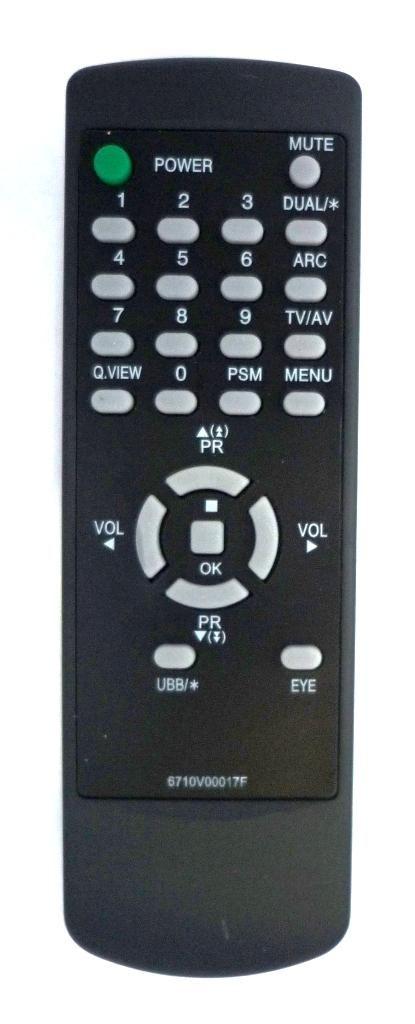 LG 6710V00017F (TV) (CF-14F6, CF-20F82, CF-21F82, CF-21S10E)