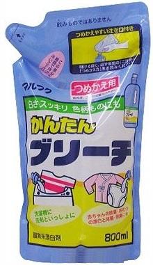 Японский пятновыводитель для одежды MARUFUKU CLEANSER 800 мл
