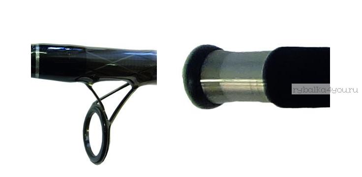 Купить Удилище карповое Волжанка Сазан-2 IM7 3,9 м / тест до 200 гр