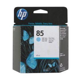 Картридж оригинальный HP 85 C9428A  светло-голубой (Light Cyan) 69 мл