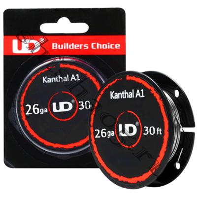 Проволока/ UD Kanthal A1 26ga—0.41mm