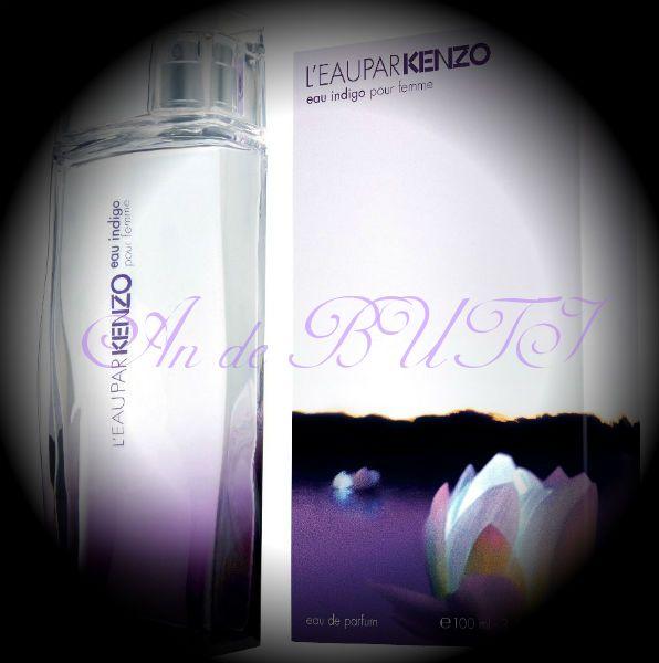 Kenzo L`Eau Par Kenzo Eau Indigo Pour Femme 100 ml edp