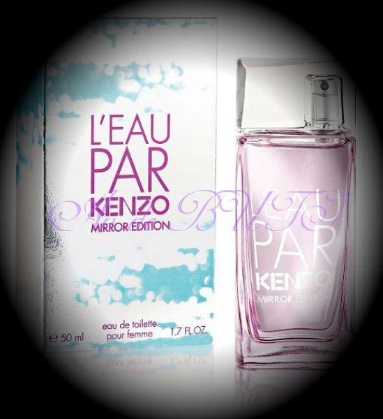 Kenzo L`Eau par Kenzo Mirror Edition Pour Femme 100 ml edt