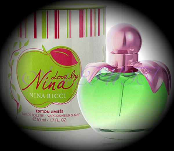 Nina Ricci Love by Nina 80 ml edt
