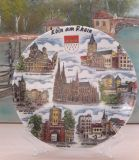 Подставка для тарелки Plastic № 4 09-029