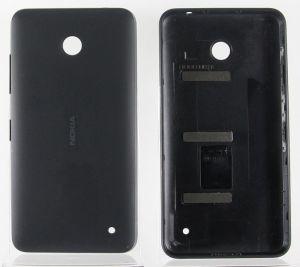Задняя крышка Nokia 630 Lumia/635 Lumia (black) Оригинал