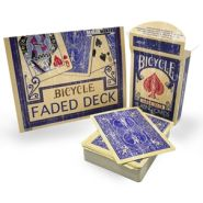 Карты Bicycle Faded Rider Back Deck