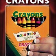 Исчезновение мелков Vanishing Crayons