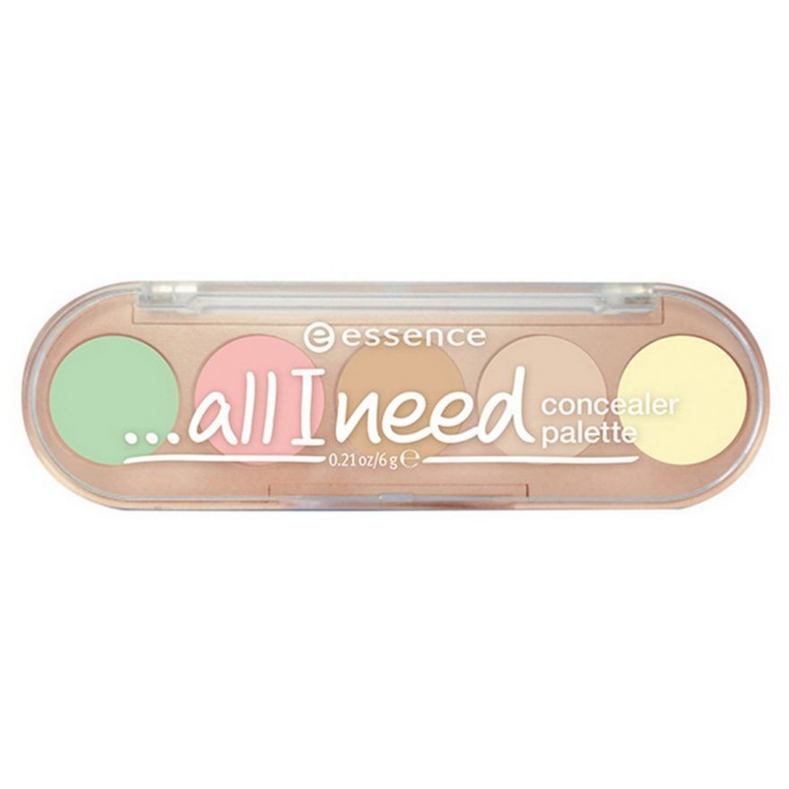 Консилер Essence 5 в 1 ...all I need concealer palette