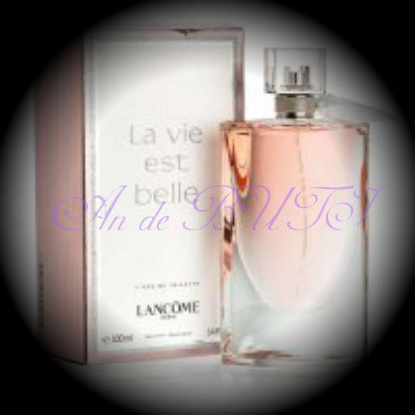 Lancome La Vie Est Belle L`Eau de Toilette 100 ml edt
