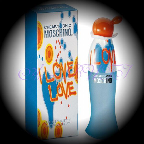 Moschino Cheap & Chic I Love Love 100 ml edt