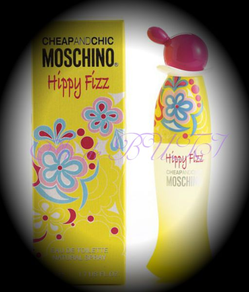 Moschino Cheap & Chic Hippy Fizz 100 ml edt