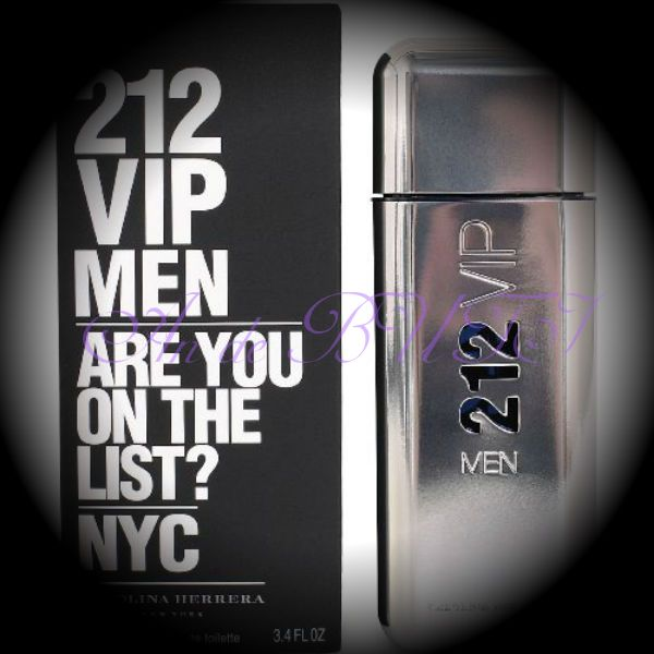 Carolina Herrera 212 VIP Men 100 ml edt