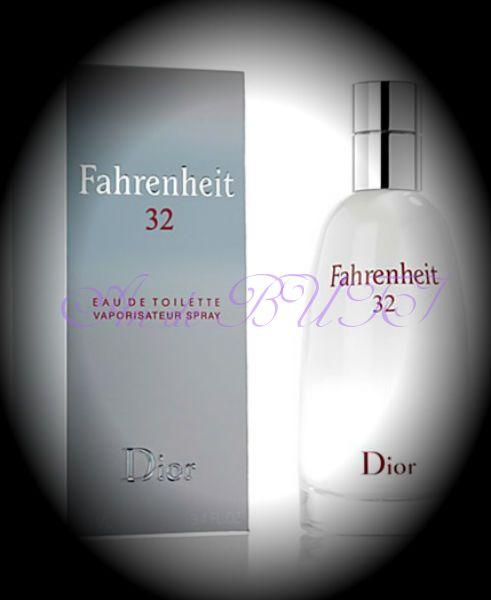 Christian Dior Fahrenheit 32 100 ml edt