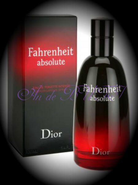 Christian Dior Fahrenheit Absolute 100 ml edt