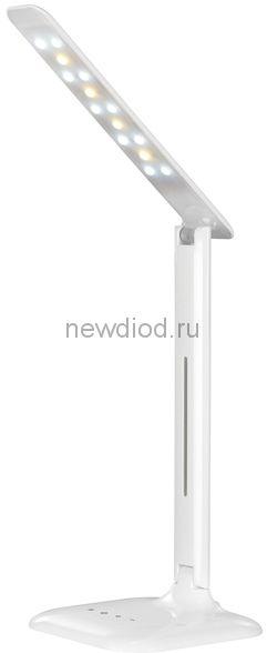 Настольный светильник (LED) Smartbuy-7W/NW/5-S Dim/W Белый