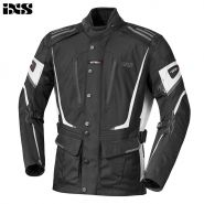 Куртка текстильная IXS Powell, Черно-белая
