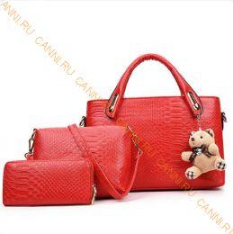 Набор сумок Z-03.2 Красная