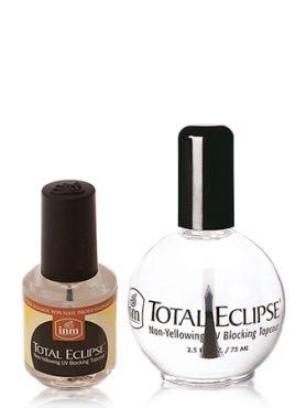 Inm Покрытие для маникюра с эффектом свечения в UV Total Eclipse