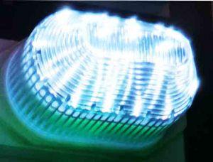 LED-строб накладной, белый