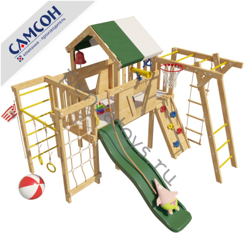 Детская игровая площадка/чердак Патрик