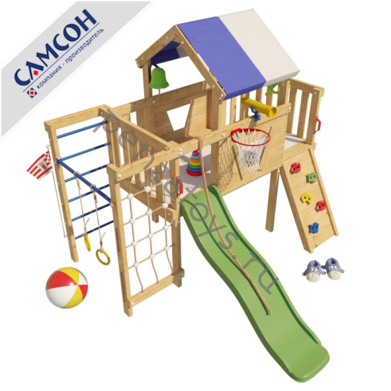 Детская игровая площадка/чердак Винни