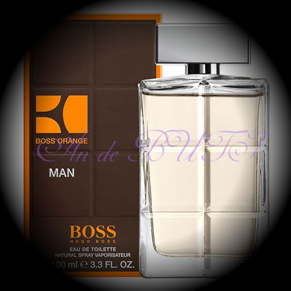 Hugo Boss Boss Orange for men 100 ml edt