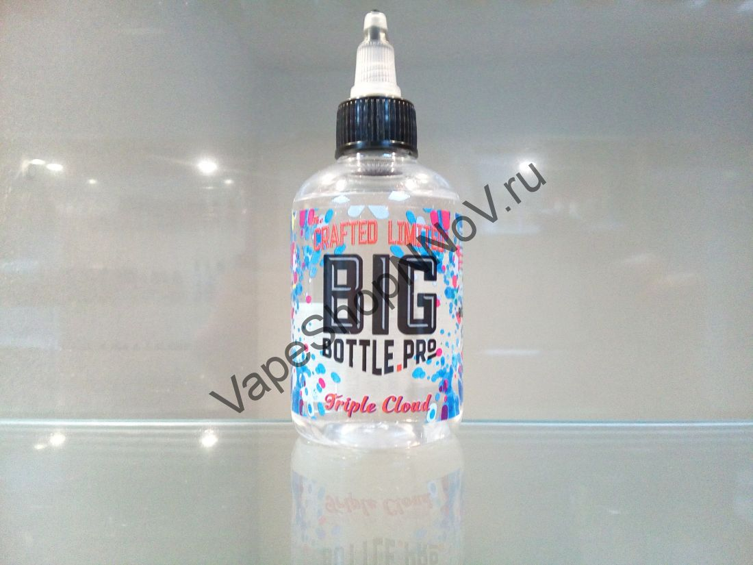 BIG Bottle Pro - Triple Cloud (120 мл)