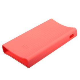 Силиконовый чехол для Xiaomi Power Bank 2 20000 mAh (Розовый)