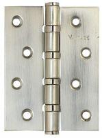 Петля универсальная врезная В4-SN 100.75.3 матовый никель