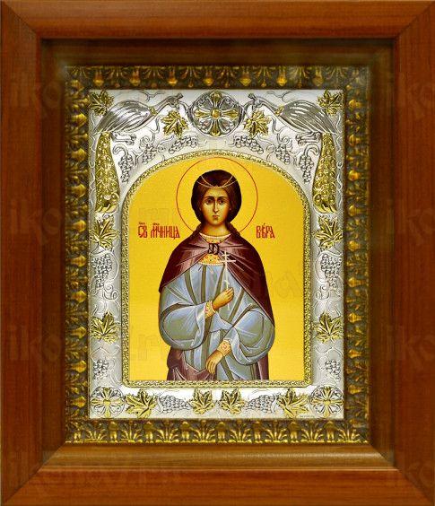 Вера Римская (20х24), серебро