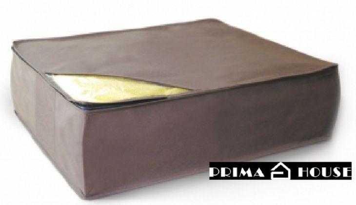 Кофр для хранения подушек, пледов и одеял П-17 Prima House
