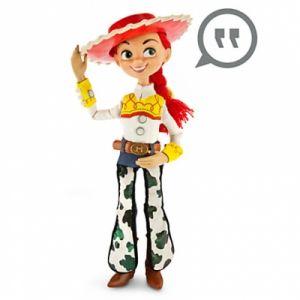 Кукла ковбойша Джесси Jessie говорящая 40 см История игрушек