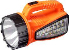 FOCUSray 1230 1W+15SMD 1/30/60 аккумуляторный фонарь