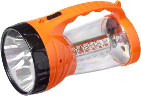 FOCUSray 1260 3 по 1W+24SMD 1/20/40 аккумуляторный фонарь