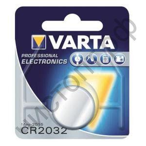 VARTA CR2032/1BL Microbattery Lithium (10)