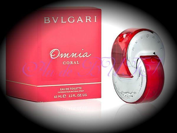 Bvlgari Omnia Coral 65 ml edt