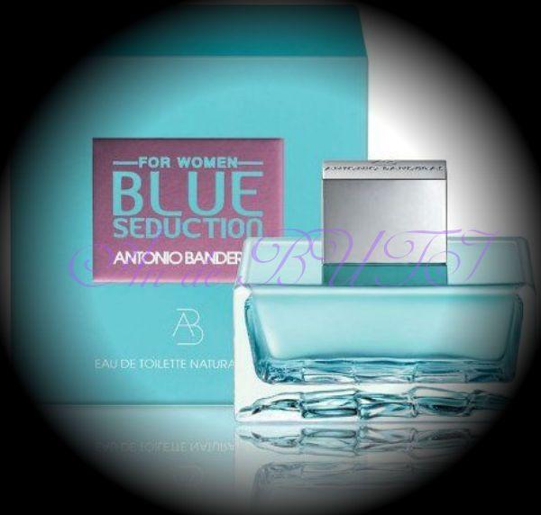 Antonio Banderas Blue Seduction For Women 100 ml edt