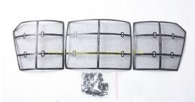 Сетка в решетку радиатора (противомоскитная) для Toyota Land Cruiser Prado 150