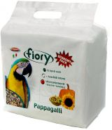 FIORY корм для крупных попугаев Pappagalli (2,8 кг)