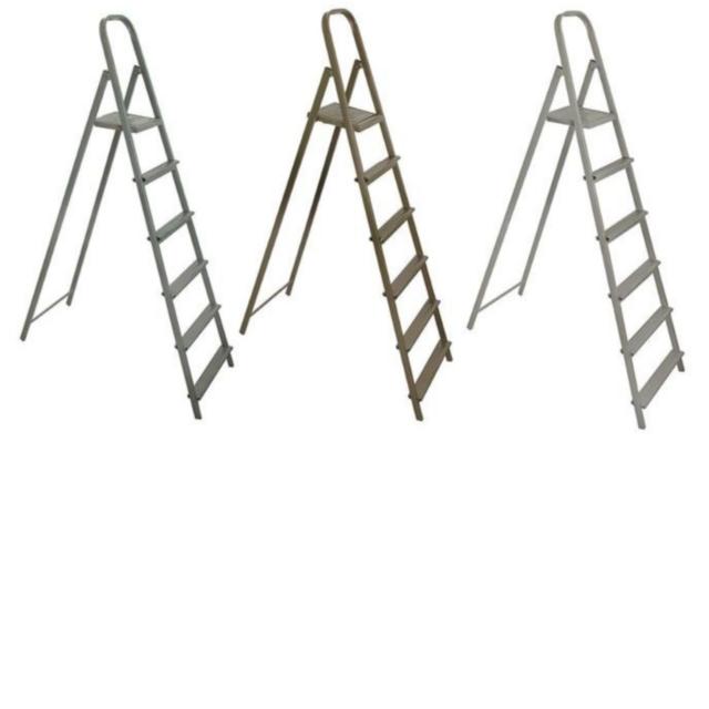Лестница -стремянка 6 ст. мет. СМ6