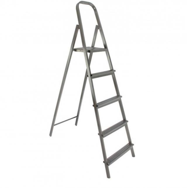 Лестница -стремянка 5 ст. мет. СМ5