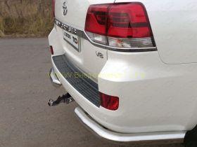 Фаркоп (ТСУ) под американский шар для Toyota Land Cruiser 200
