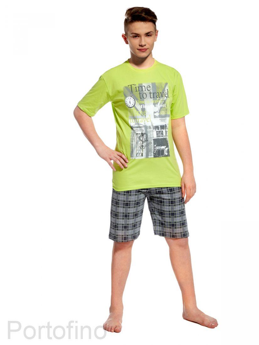 551-21 Детская пижама Cornette