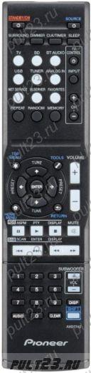 PIONEER AXD7742, SBX-B70D